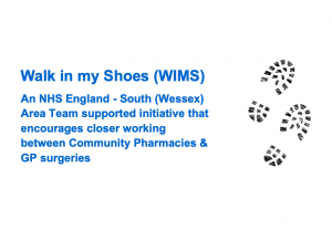 SPECIAL NEWS UPDATE: WIMS project for ALL community pharmacies